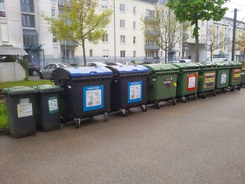 waste - bins